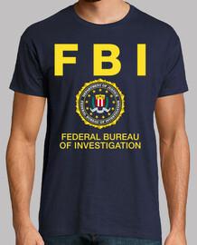 t-shirt mod.15 fbi