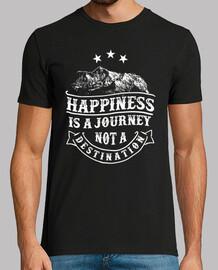 t-shirt montagnes vintage retro alpiniste