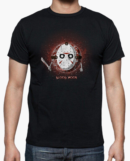 T-shirt moon sangue