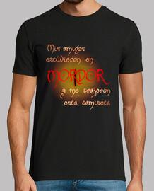 t-shirt mordor