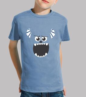 t-shirt mostro sa