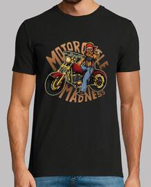 t-shirt moto biker anni '60 anni '70