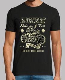 t-shirt moto bikers bilancieri
