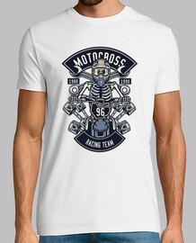 t-shirt motocross del 1980 - racing 1990