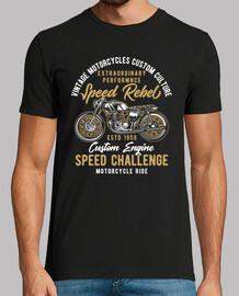 t-shirt motorrad biker 1959 personalisiert vintage