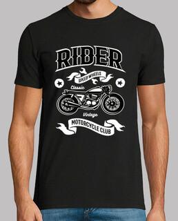 t-shirt motorrad biker vintage