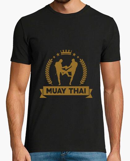 T-shirt muay thai - fight - boxing