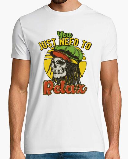 Shirt Rastas Jamaica 2030820 Reggae Musica Rastafari T Tuc3FKJl1
