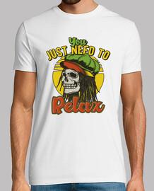 t-shirt musique reggae rastafari jamaica rastas