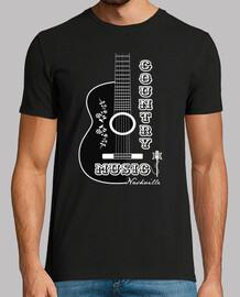 t-shirt nashville musique country américaine USA