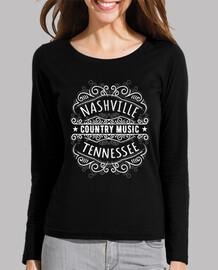 t-shirt nashville tennessee retro country music retro usa rockabilly