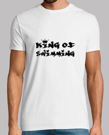 T-shirt Natation - Sport - Nageur