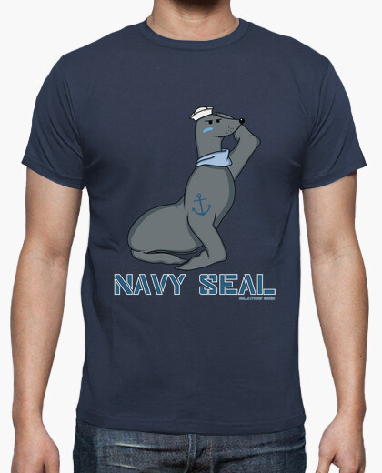 T-shirt navy seal