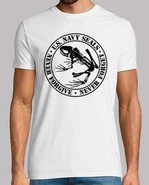t-shirt navy seals mod.21