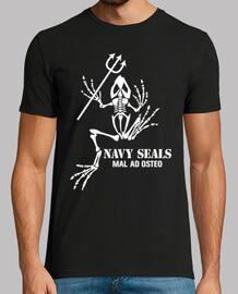 t-shirt navy seals mod.25