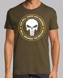 t-shirt navy seals mod.35