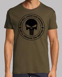 t-shirt navy seals mod.45