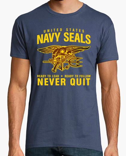 Tee-shirt t-shirt navy seals mod.5