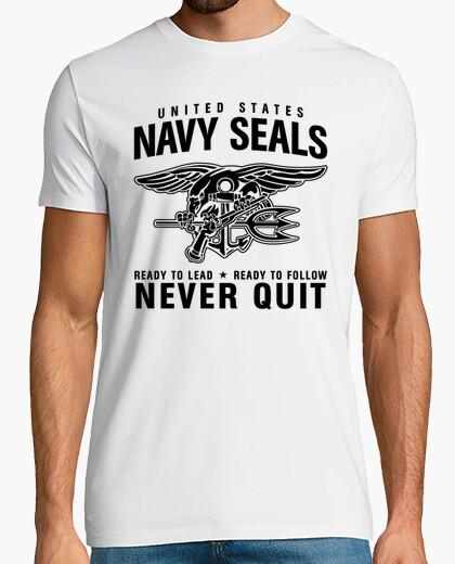 Tee-shirt t-shirt navy seals mod.6