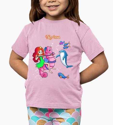 Ropa infantil T-shirt Nerissa Princess of the Seas