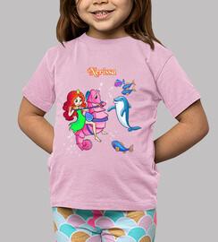 T-shirt Nerissa Princess of the Seas
