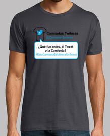 t-shirt no.1 twitera