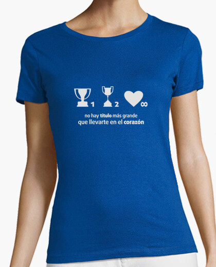 T-shirt no title più più grande