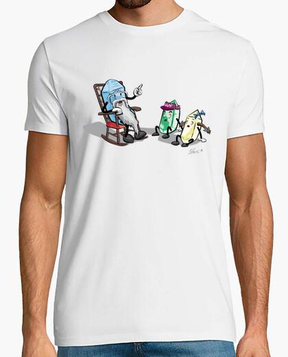 T-shirt nonno zircone e suoi zirconietos