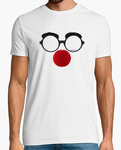 T-shirt nose clown