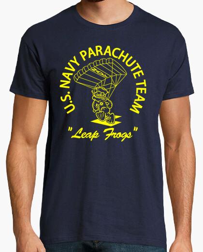 Tee-shirt T-shirt nous marine pt mod.3