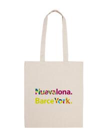 t-shirt nuevalona barceyork