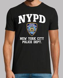 t-shirt nypd mod.05