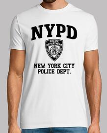 t-shirt nypd mod.06