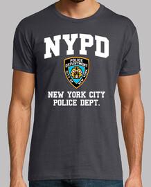 t-shirt nypd mod.13