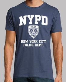 t-shirt nypd mod.17