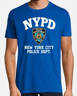 t-shirt nypd mod.22