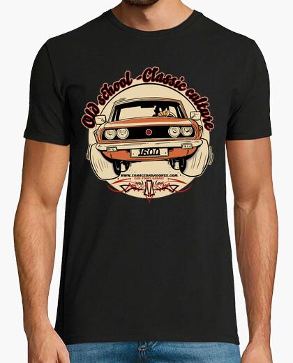 T-shirt old school-c le sic cult ure 124-1600