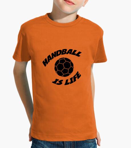 Abbigliamento bambino t-shirt pallamano - sport