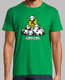 t-shirt pandemica