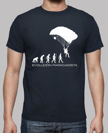 t-shirt paratrooper evolution mod.2