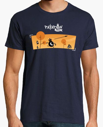 T-shirt patapon caccia