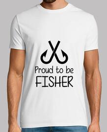 T-Shirt Pêche - Pêcheur - Marin