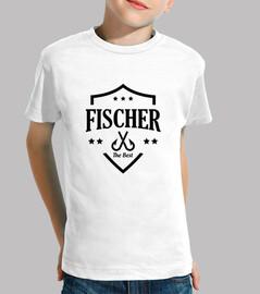 t-shirt pesca - pesca - pesce
