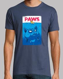 t-shirt pfoten