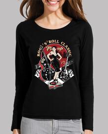 t-shirt pinup rockabilly musique rock vintage musique USA