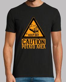 t-shirt portailpotato