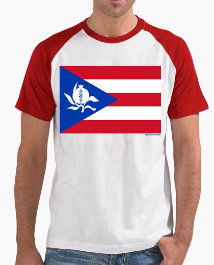 T-shirt Portorico da Gr ana Da