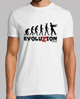 T-shirt pour les  homme  evoluzion