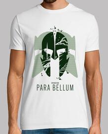 t-shirt pour vert bellum