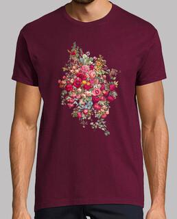 t-shirt printemps éternel homme